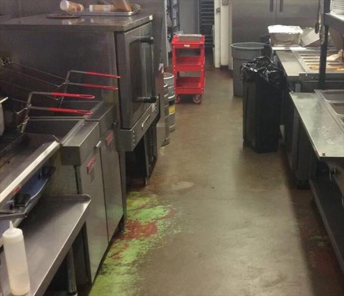 Commercial Kitchen Mishap, MI After